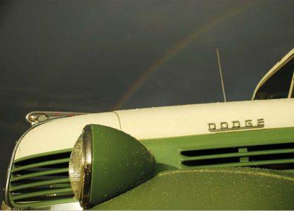 1947 dodge truck green card