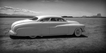 1951 mercury white panoramic