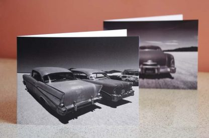 1955 1956 1957 chevrolet saltlake card