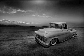 1955 chevrolet truck desert