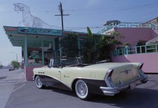 1956 buick galaxy cafe col