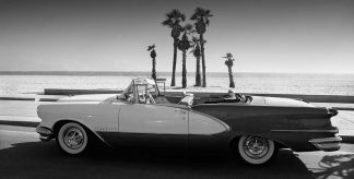 1956 oldsmobile la bw panoramic