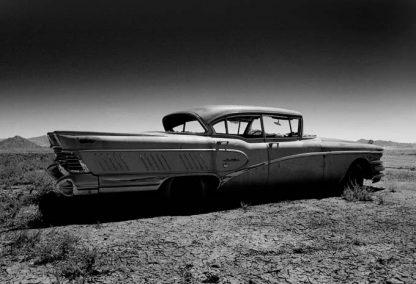 1958 buick ltd desert