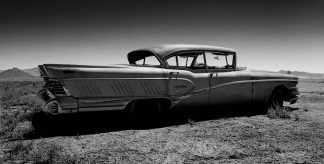 1958 buick ltd desert panoramic