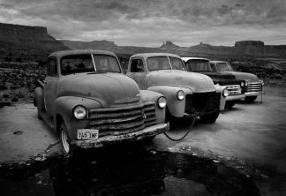 chevrolet pickup trucks desert