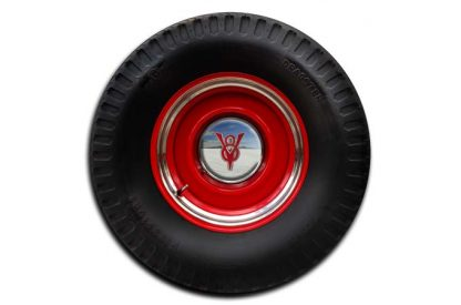 ford dragster wheel mousemat