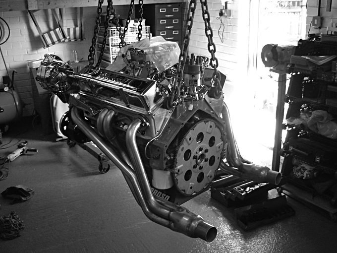 383 ENGINE BUILD
